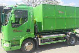 Mobilní svoz objemného odpadu a železa z domácností v Novém Městě na Moravě