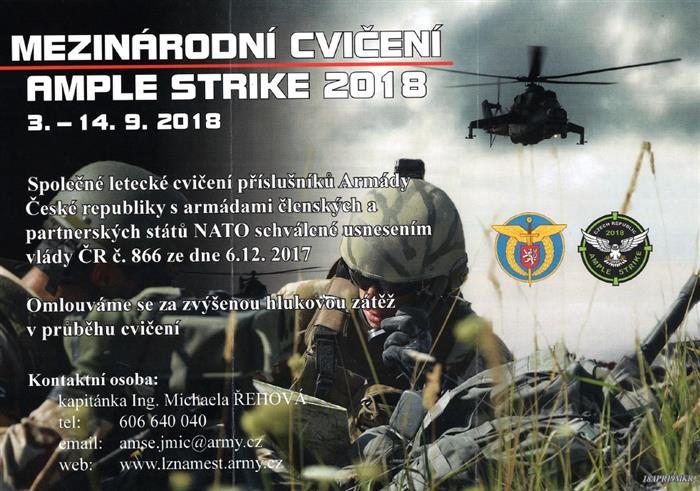 AMPLE STRIKE 2018